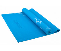 Коврик Starfit с рисунком 173x61x0,6 см, синий
