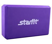 Блок STARFIT, EVA, фиолетовый