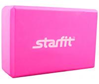 Блок STARFIT, EVA, розовы