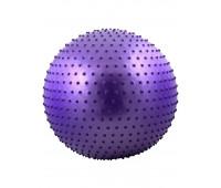 Мяч гимнастический массажный, 55 см