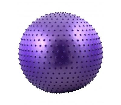 Мяч гимнастический массажный, 75 см