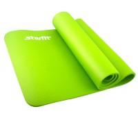 Коврик Starfit NBR, 183x58x1,0 см, зеленый