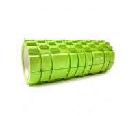 Ролик массажный, 140х330 мм, зеленый